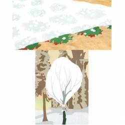 Voile hivernage 2 x 5 m