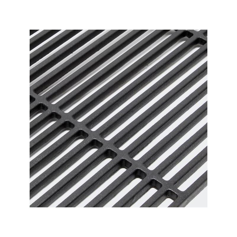 detailed images fashion new photos Grille barbecue en fonte 45 x 35 cm